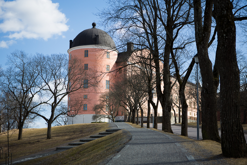 Slottet i Uppsala