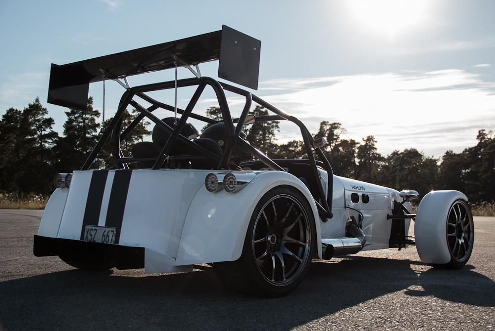Super seven sportbil