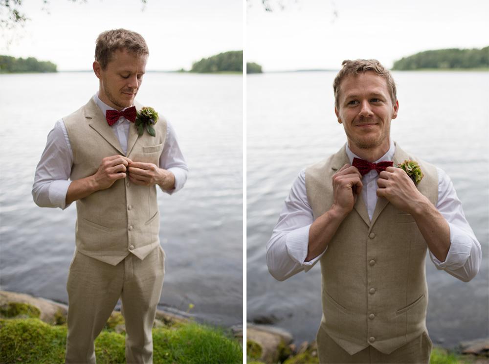 Brudgummen